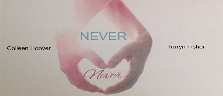 Never never - Colleen Hoover